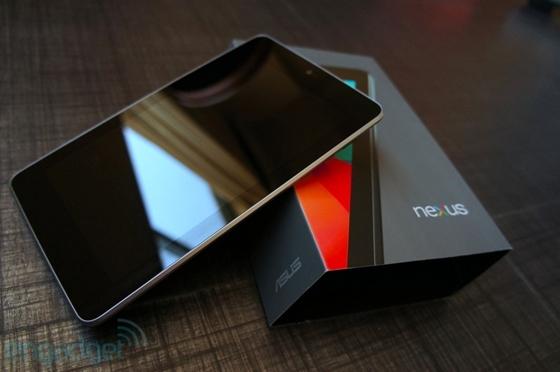 Choáng với Nexus 7 giá 2 triệu đồng 1