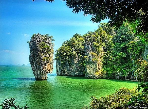Bờ biển tây Thái Lan