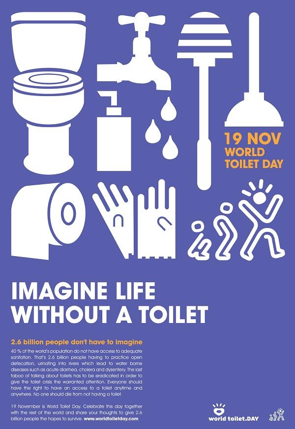 Ngày Toilet Thế giới xem bí mật không ngờ về toilet 1
