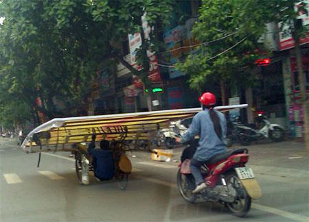 Những hình ảnh ngộ nghĩnh chỉ có ở Việt Nam 10