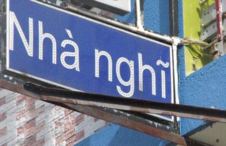 Những hình ảnh ngộ nghĩnh chỉ có ở Việt Nam 7