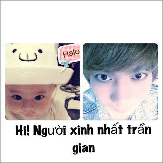 Ảnh dễ thương của gia đình Tim - Trương Quỳnh Anh 5
