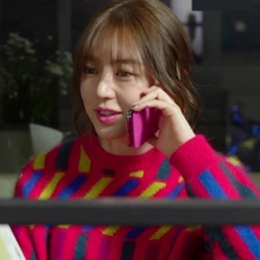 """Yoon Eun Hye diện toàn hàng hiệu """"đỉnh"""" trong phim mới 6"""