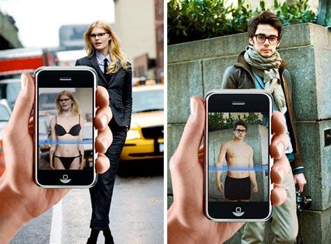 """""""Bóc mẽ"""" chiếc iPhone có khả năng """"lột trần"""""""