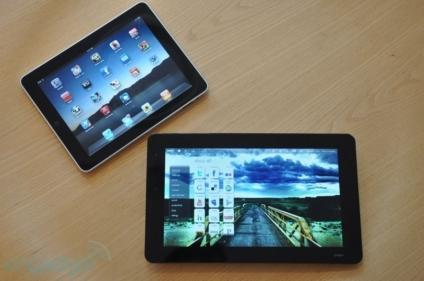 Chùm ảnh: Apple iPad đọ sức JooJoo