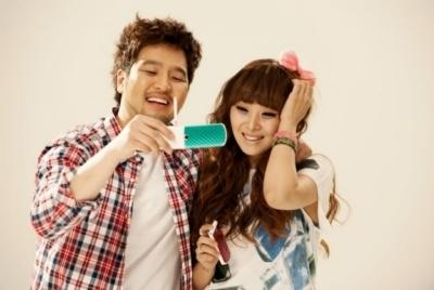 "Kim Tae Woo & Narsha ""chém gió"" Samsung SCH-W890"