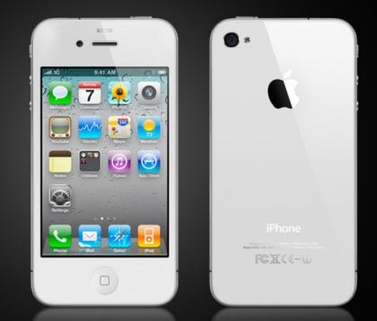 iPhone 4 bản trắng lỗi... cứ đợi đấy