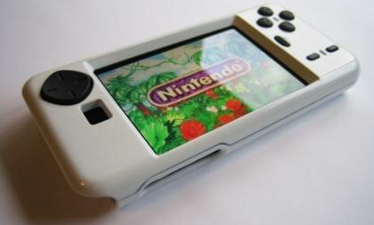 Điều chế iPhone thành máy chơi game cầm tay