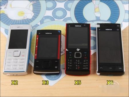 Họp mặt đại gia đình âm nhạc Nokia X-series
