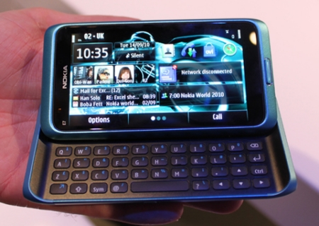 Nokia E7 và IE9 Beta làm mưa làm gió tuần qua