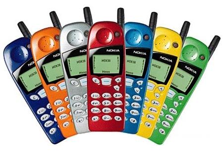 20 chú dế huyền thoại trong lịch sử Nokia