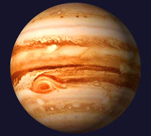 Sao Mộc - Anh cả của hệ mặt trời