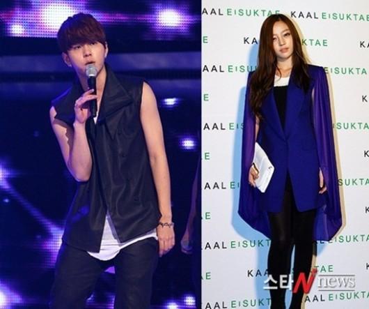 Junhyung And Jiyeon 83902   TIMEHD Jiyeon And Junhyung