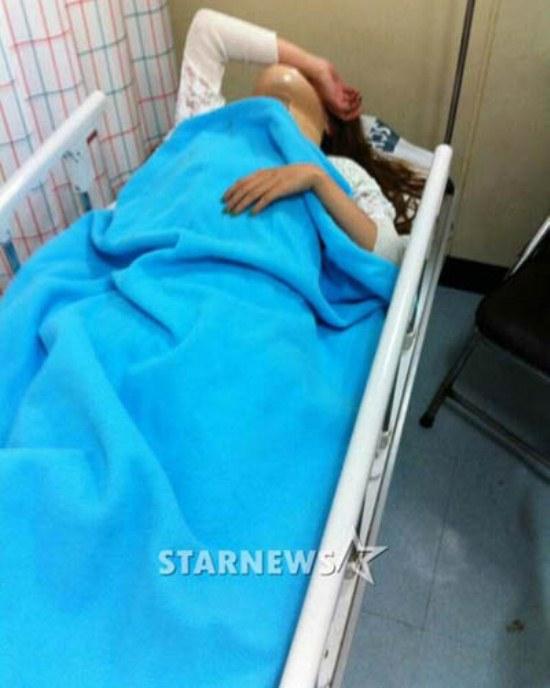 Những tai nạn giao thông kinh hoàng của sao Hàn 10