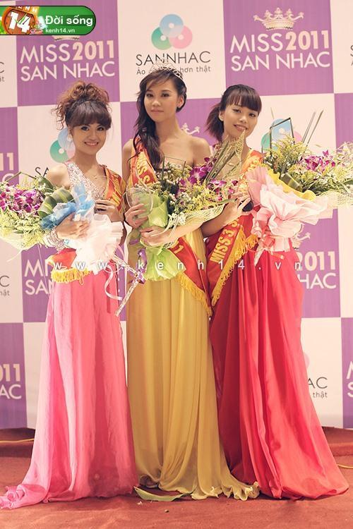 Toả sáng với Miss Sàn Nhạc 2012 5