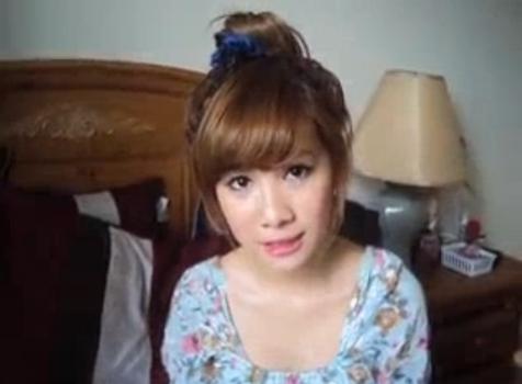 Nghi lộ ảnh nóng của hot girl bán hàng online Minh Thảo 9