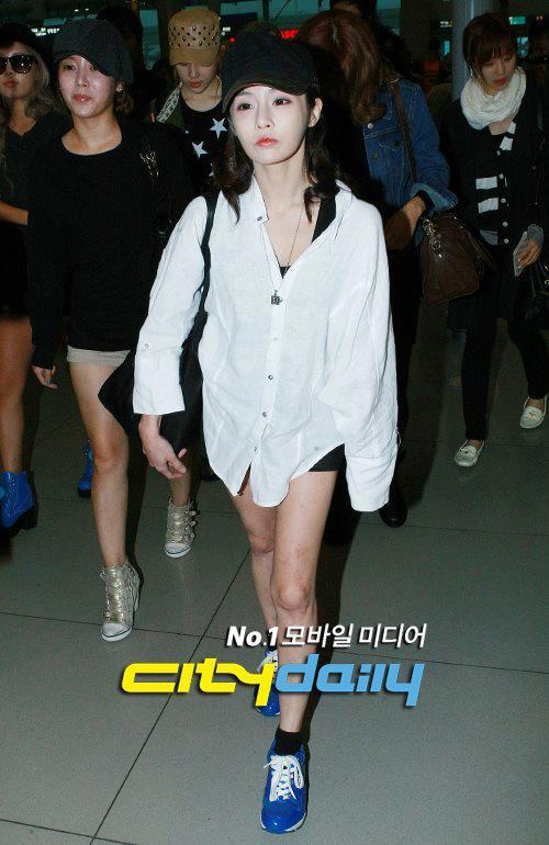 """Tham khảo tip mix đồ từ """"cô nàng hạt tiêu"""" Boram (T-ara) 26"""