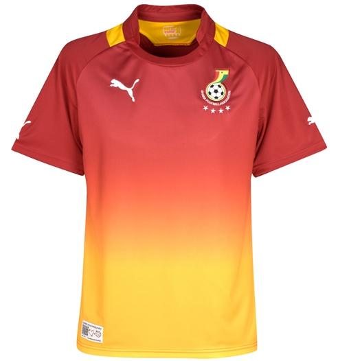 Top 25 áo đấu đội tuyển quốc gia đẹp long lanh 8