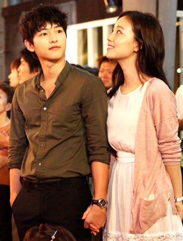 Chae won and joong ki hookup