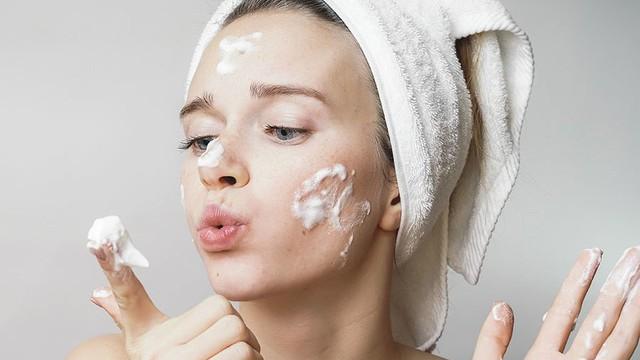 Image result for rửa mặt