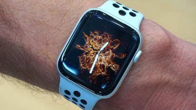 Kết quả hình ảnh cho apple watch series 4