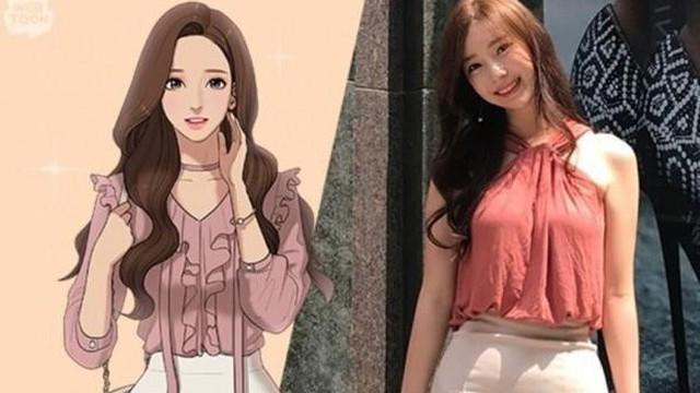 Nữ hoạ sĩ Webtoon 5,1 triệu lượt thích ở Hàn lần đầu lộ diện