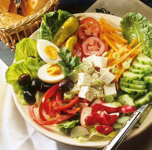 Muôn màu muôn vẻ với ẩm thực Hy Lạp 5