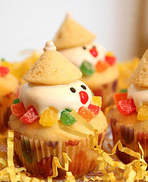 Công thức cho bánh cupcake mềm ẩm 9