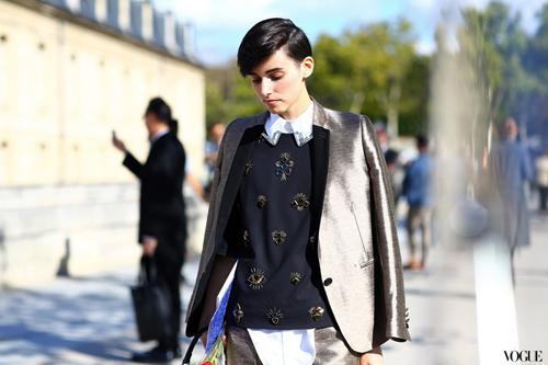 5 kiểu áo khoác bạn cần có cho Thu/Đông 2012 3