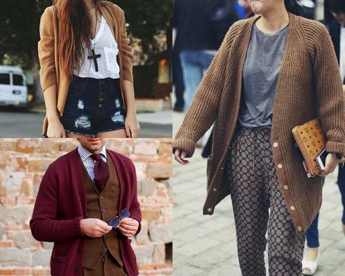 5 kiểu áo khoác bạn cần có cho Thu/Đông 2012 7