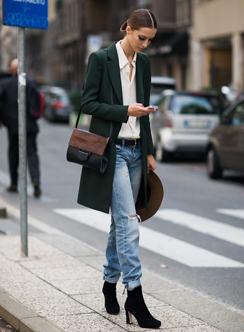 5 kiểu áo khoác bạn cần có cho Thu/Đông 2012 25