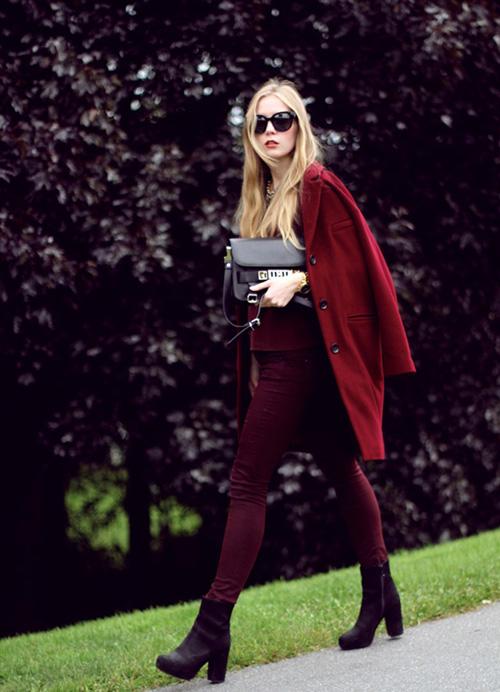 5 kiểu áo khoác bạn cần có cho Thu/Đông 2012 27