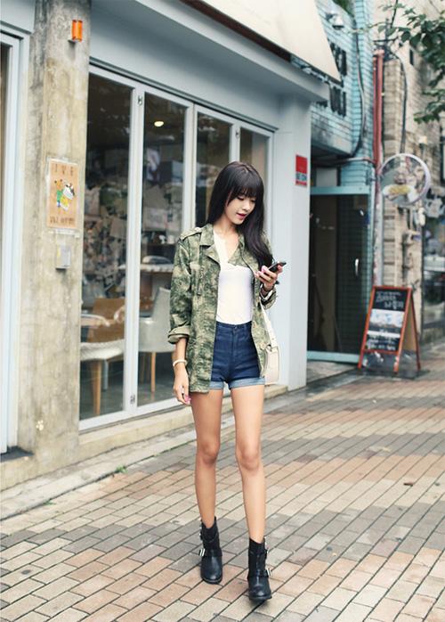 Học nhanh vài tip mix đồ Thu/Đông từ Jiyeon (T-ara) 27