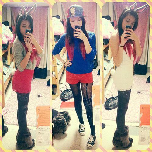 Điểm danh 5 hot girl mặc đẹp nhất năm 2012 9