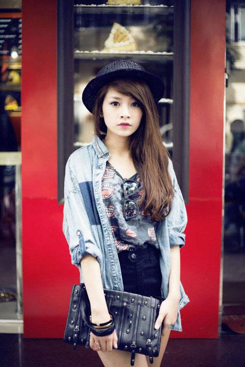 Điểm danh 5 hot girl mặc đẹp nhất năm 2012 27