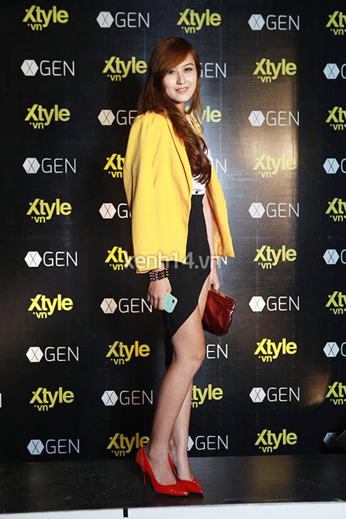 Điểm danh 5 hot girl mặc đẹp nhất năm 2012 15