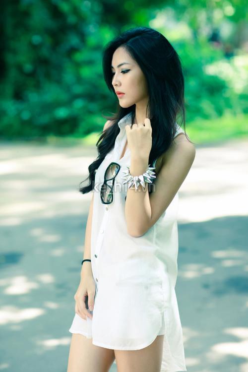Điểm danh 5 hot girl mặc đẹp nhất năm 2012 50