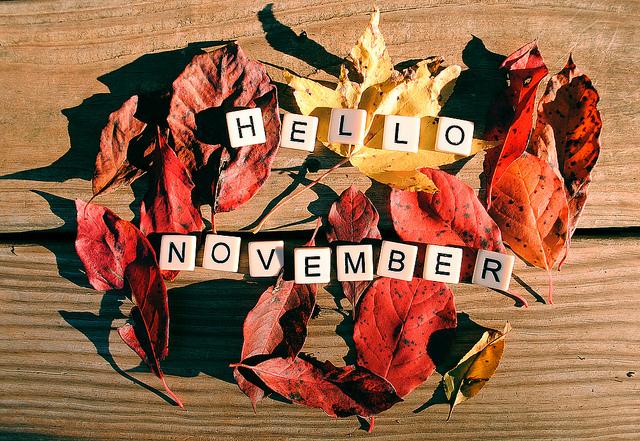Tháng 11 đong đầy những yêu thương… 1