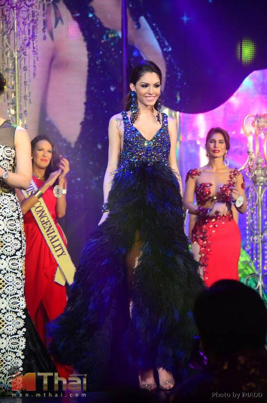 Người đẹp Brazil đăng quang Hoa hậu Chuyển giới Quốc tế 2013 3
