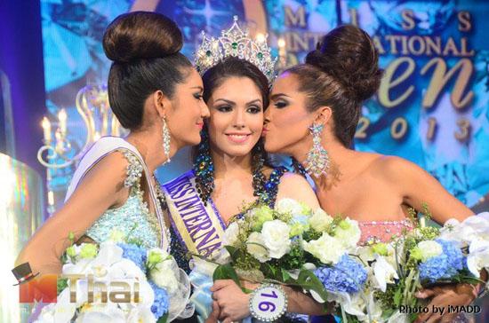 Người đẹp Brazil đăng quang Hoa hậu Chuyển giới Quốc tế 2013 6
