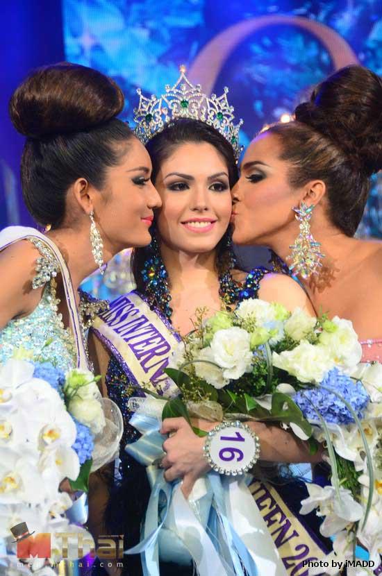 Người đẹp Brazil đăng quang Hoa hậu Chuyển giới Quốc tế 2013 8