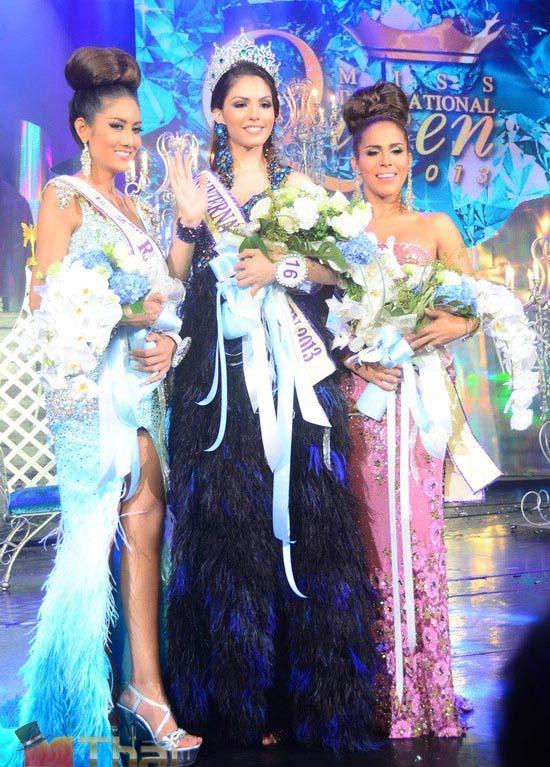 Người đẹp Brazil đăng quang Hoa hậu Chuyển giới Quốc tế 2013 10