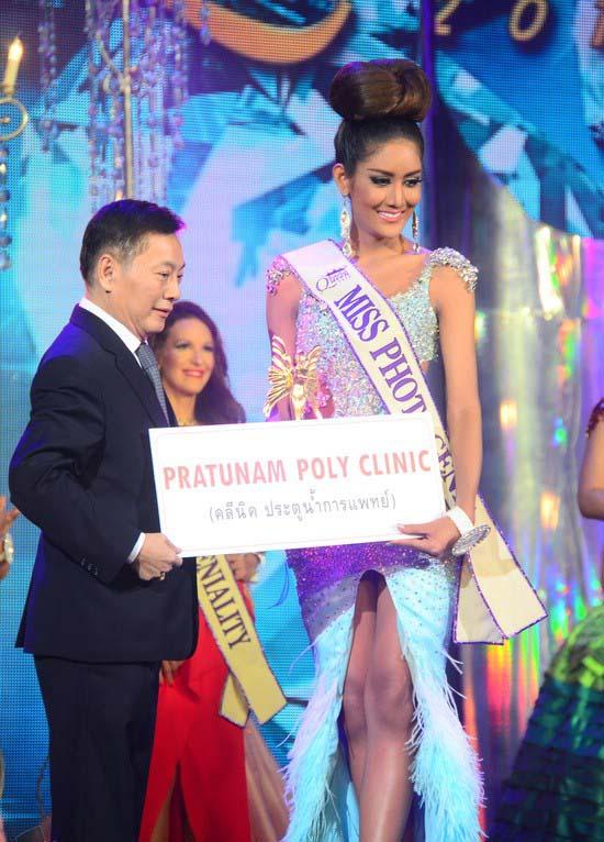 Người đẹp Brazil đăng quang Hoa hậu Chuyển giới Quốc tế 2013 15