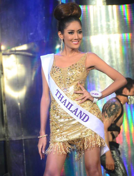 Người đẹp Brazil đăng quang Hoa hậu Chuyển giới Quốc tế 2013 16