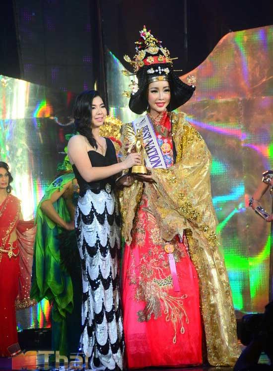 Người đẹp Brazil đăng quang Hoa hậu Chuyển giới Quốc tế 2013 17