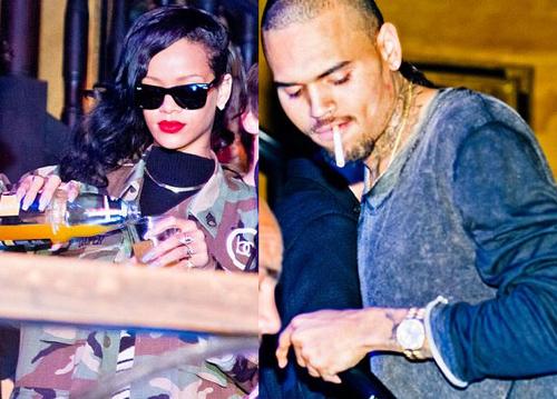 Lờ Rihanna, Chris Brown hẹn hò với bạn gái cũ gốc Việt 3