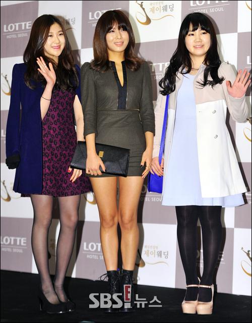 Idol Hàn xúng xính dự đám cưới như mơ của Sunye (WGs) 3