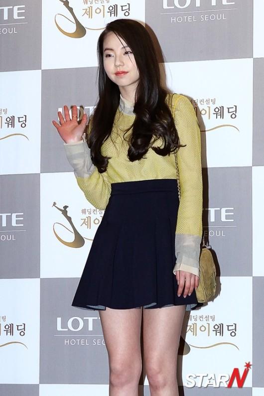 Idol Hàn xúng xính dự đám cưới như mơ của Sunye (WGs) 2