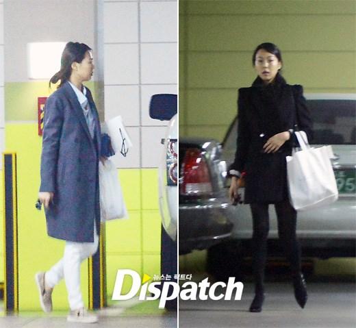 Lộ ảnh Jo In Sung hẹn hò Kim Min Hee