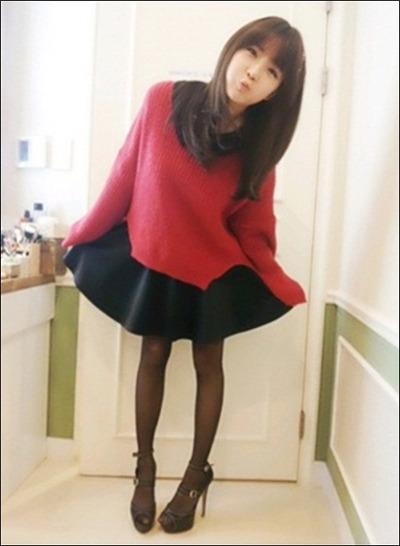 Những sao Hàn sở hữu đôi chân không đẹp 11